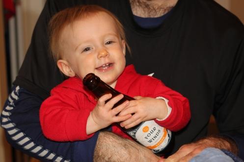 Mmmm beer